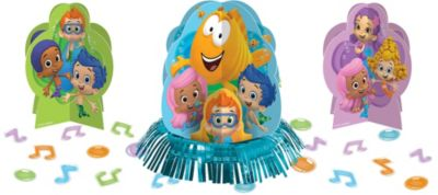 Bubble Guppies Table Decorating Kit 23pc