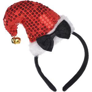 Child Santa Hat Headband