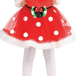 Child Holiday Minnie Mouse Tutu