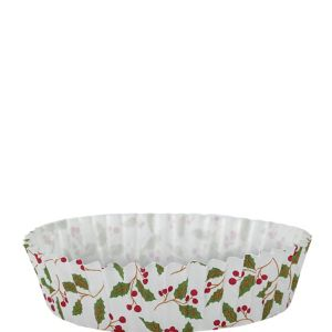 Holly Baking Cups 30ct