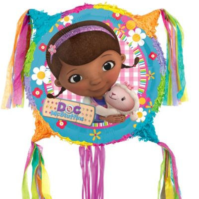 Add-a-Balloon Doc McStuffins Pinata 18in