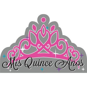 Mis Quince Quinceanera Invitations 8ct