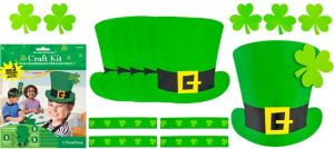 Leprechaun Hat Craft Kit for 5