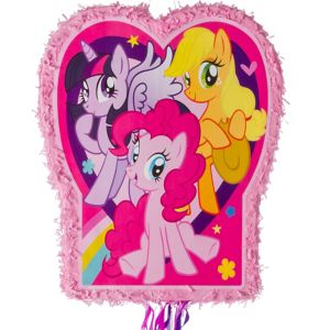 Pull String Pink My Little Pony Pinata