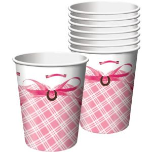 Heart My Horse Cups 8ct