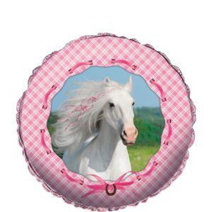 Heart My Horse Balloon