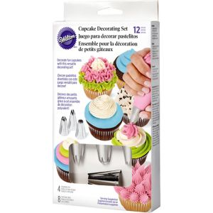 Wilton Cupcake Decorating Set 12pc