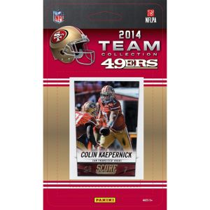 2014 San Francisco 49ers Team Cards 13ct