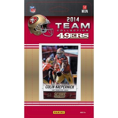 San Francisco 49ers Team Cards