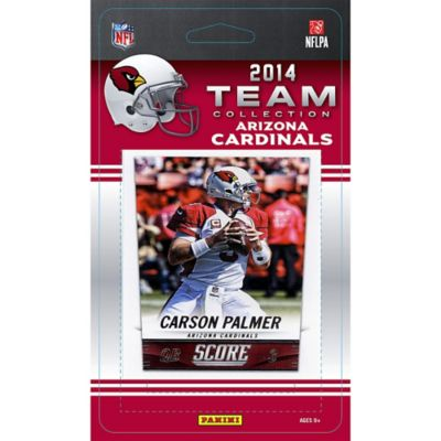 Arizona Cardinals Team Cards