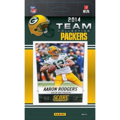 Green Bay Packers Team Cards