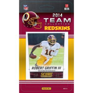 2014 Washington Redskins Team Cards 13ct
