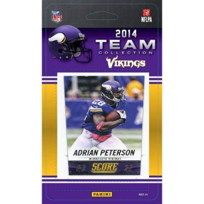 Minnesota Vikings Team Cards