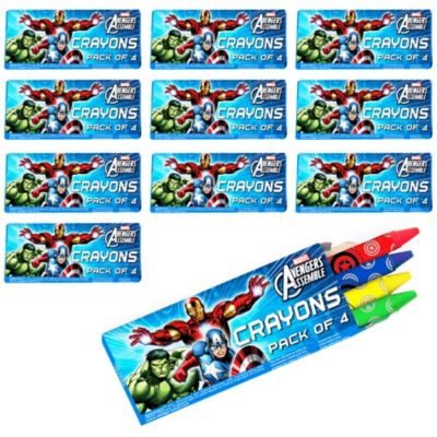 Avengers Crayons 48ct