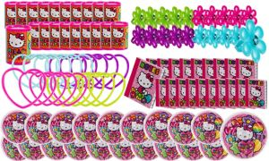 Hello Kitty Favor Pack 100pc