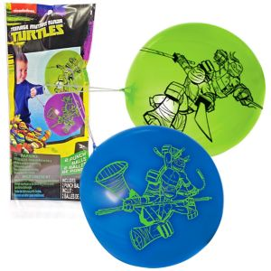 Teenage Mutant Ninja Turtles Punch Balloons 2ct
