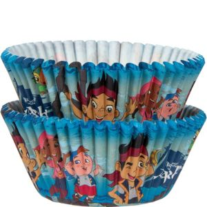 Wilton Jake and the Never Land Pirates Baking Cups 50ct