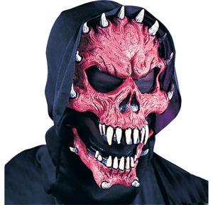 Red Demon Horror Mask