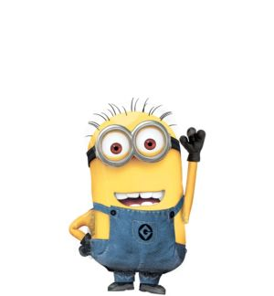 Despicable Me Minion Balloon