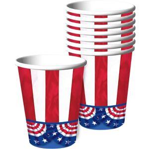 American Pride Patriotic Cups 50ct
