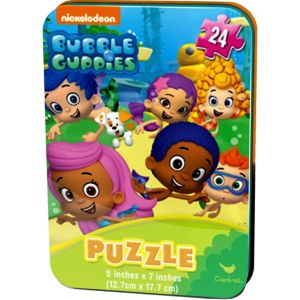 Bubble Guppies Puzzle Tin 24pc