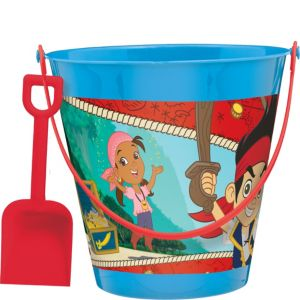 Jake and the Never Land Pirates Pail with Shovel
