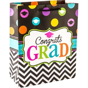 Dream Big Graduation Gift Bag 10 1 2in X 13in X 5in