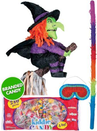 Witch Pinata Kit