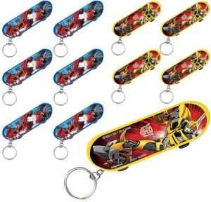 Transformers Skateboard Keychains 48ct