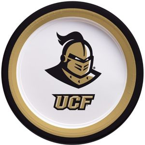 UCF Knights Lunch Plates 10ct