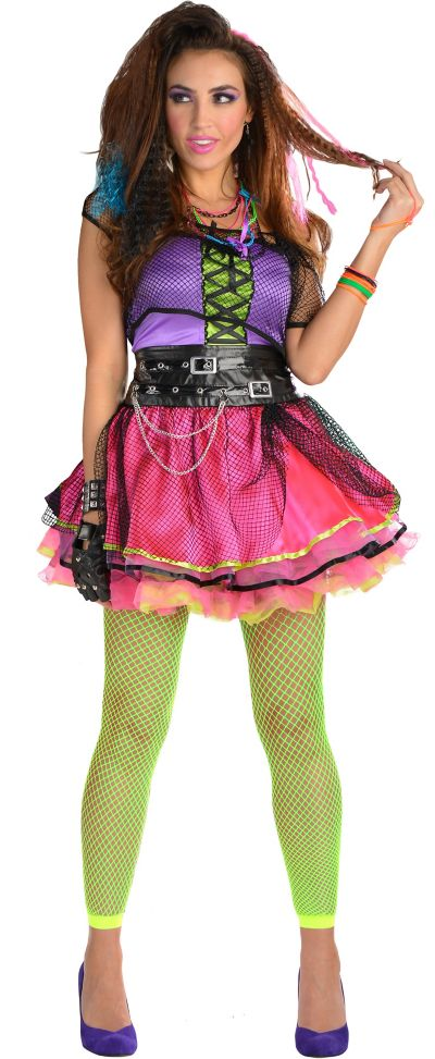 80s Costumes for Women | Party City