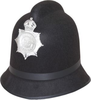 English Bobby Hat