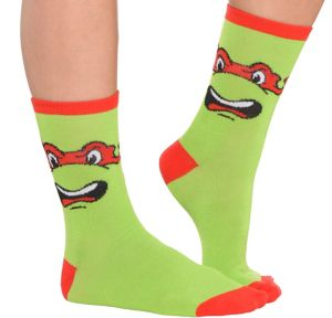 Raphael Crew Socks - Teenage Mutant Ninja Turtles