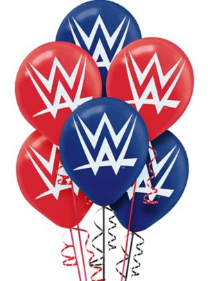 WWE Balloons 6ct