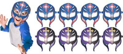 WWE Masks 8ct