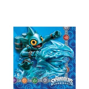 Skylanders Beverage Napkins 16ct