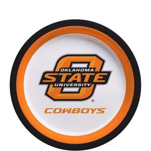 Oklahoma State Cowboys Dessert Plates 12ct