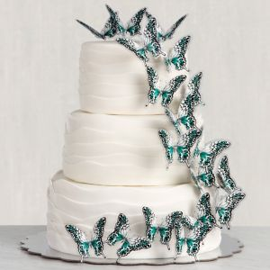 Butterfly Cake Picks 18ct