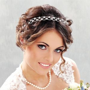 Braided Bridal Headband