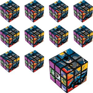 Batman Puzzle Cubes 24ct