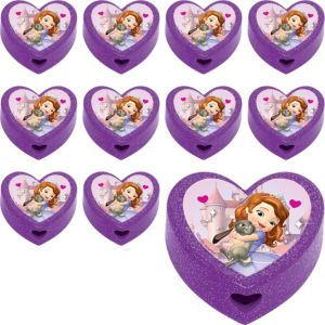 Sofia the First Pencil Sharpeners 48ct