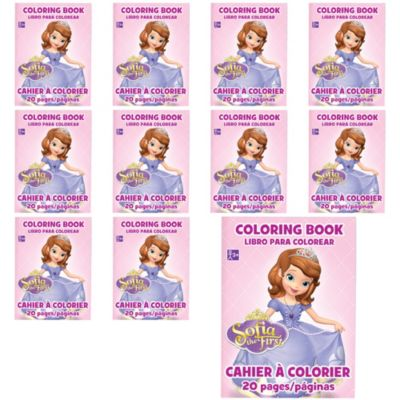 Sofia The First Coloring Books 48ct