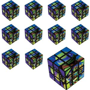 Teenage Mutant Ninja Turtles Puzzle Cubes 24ct