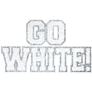 Go White Body Jewelry
