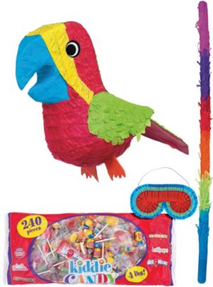 Parrot Pinata Kit
