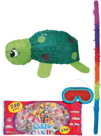 Turtle Pinata Kit