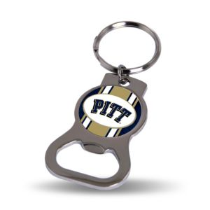 Pittsburgh Panthers Bottle Opener Keychain