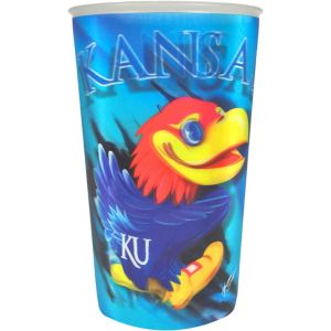 Kansas Jayhawks 3D Cup
