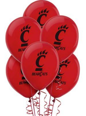 Cincinnati Bearcats Balloons 10ct