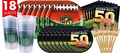 Super Bowl 50 Basic Party Kit